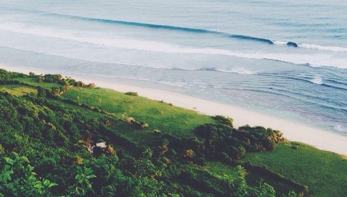 Outdoor Act - Camping in Nyang Nyang Beach - Camping on the Beach