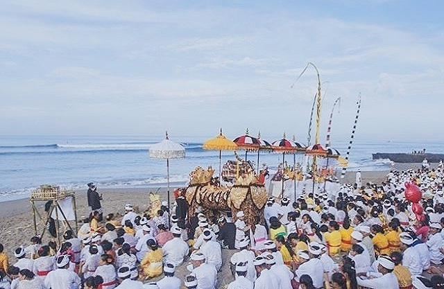 Culture – Welcoming Nyepi in Bali
