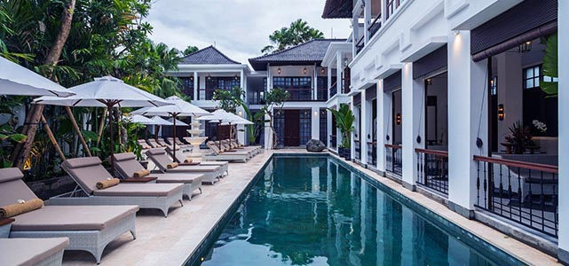 Accommodation – The Colony, My Favorite Boutique Hotel inBali