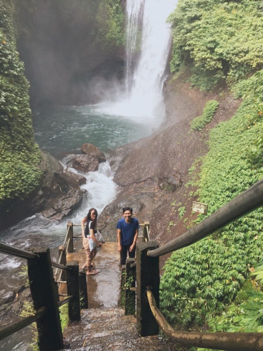 Adventure in Bali - Aling-Aling Waterfall