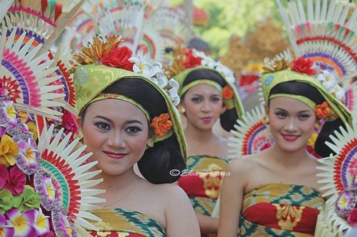 Outdoor Act – Bali Art Festival hasStarted!