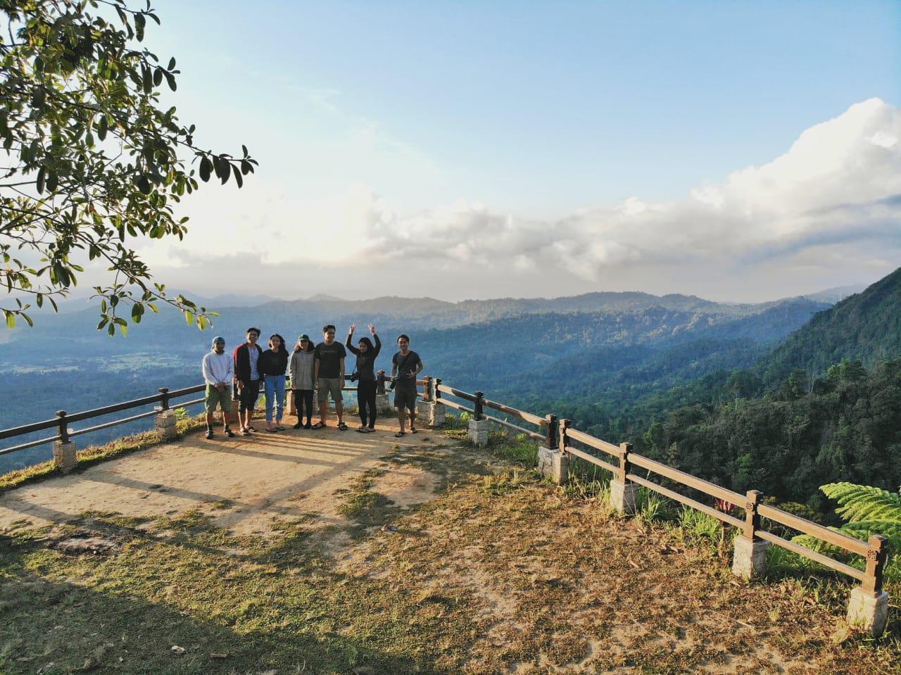 Camping on Bukit Asah Bali